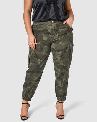 Fly London So Camo Cargo Pants