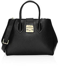 Furla Women's Medium Metropolis Leather Tote