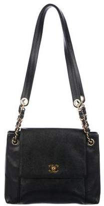 Chanel Caviar CC Flap Bag