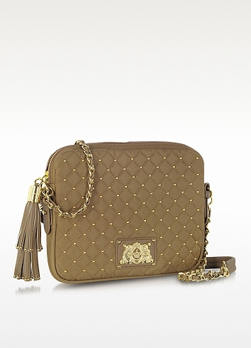 Juicy Couture Quilted Nylon Tech Crossbody