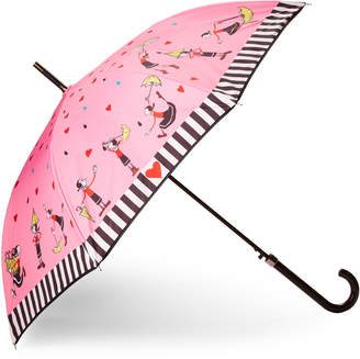 Moschino Olive Oyl Stick Umbrella