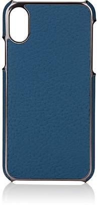 Barneys New York Men's Leather iPhone® X Case