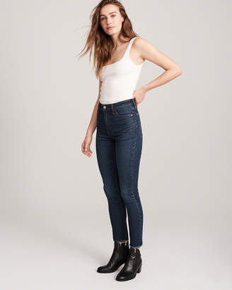 Abercrombie & Fitch High-Rise Slim Jeans