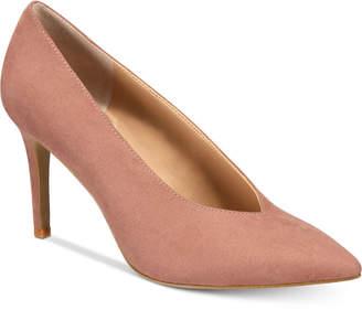 INC International Concepts I.n.c. Women's Ciaran Pumps, Created for Macy's Women's Shoes