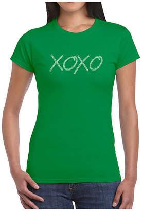 XOXO LOS ANGELES POP ART Los Angeles Pop Art Graphic T-Shirt