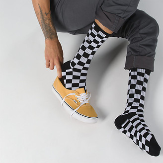 Vans Checkerboard Crew II Sock