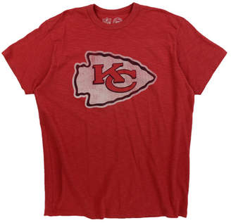 '47 Men's Kansas City Chiefs Logo Scrum T-Shirt