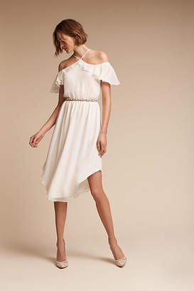 Anthropologie Miller Wedding Guest Dress