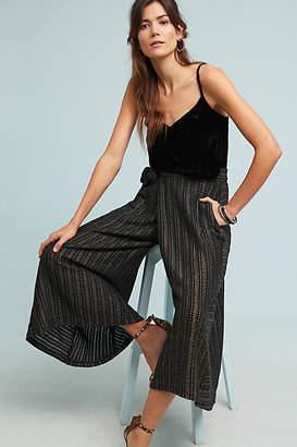 Eva Franco Blake Striped Wrap Pants