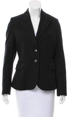 William Rast Peak-Lapel Blazer