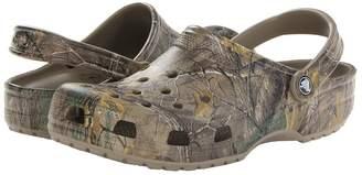 Crocs Classic Realtree Xtra Clog Men's Shoes