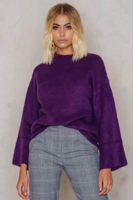 NA-KD Na Kd Brush Sweater