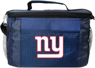 Kolder New York Giants 6-Pack Insulated Cooler Bag