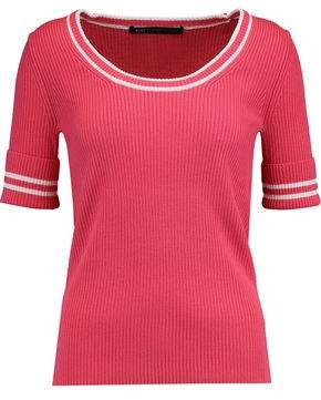 Marc by Marc Jacobs Ribbed Wool-Blend Sweater