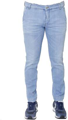 Entre Amis Slant Pocket Jeans