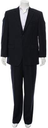 MICHAEL Michael Kors Striped Two-Piece Suit