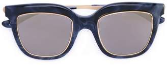 Italia Independent square tinted sunglasses