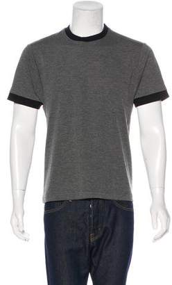 Public School Woven T-Shirt