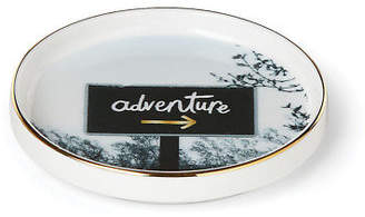 Kate Spade NEW Spirit of Adventure Ring Dish 11cm
