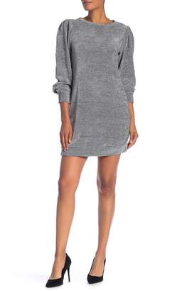 Spense Chenille Long Sleeve Dress