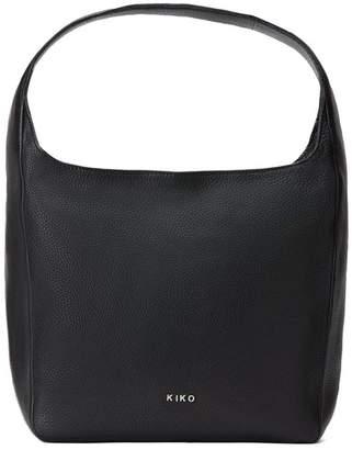 Kiko Leather Leather Hobo Bag