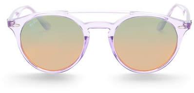 Ray-Ban Women's Highstreet Round Sunglasses