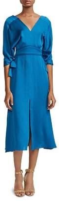 Maje Ravana Midi Dress