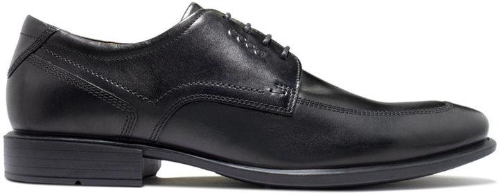 Ecco Men's Cairo Apron Toe Lace Shoes