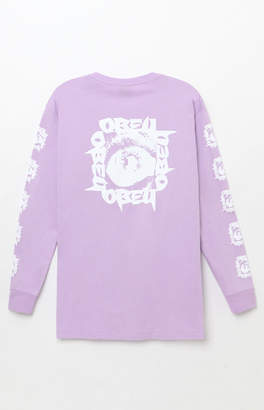 Obey Tunnel Vision Long Sleeve T-Shirt