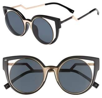Privé Revaux The Feminist 47mm Cat Eye Sunglasses