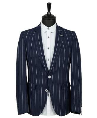 Remus Uomo Toretto Jacket Colour: NAVY, Size: 38R