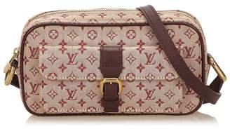 Louis Vuitton Vintage Monogram Mini Lin Juliette Mm