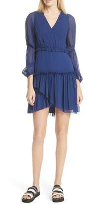3.1 Phillip Lim Gathered Silk Dress