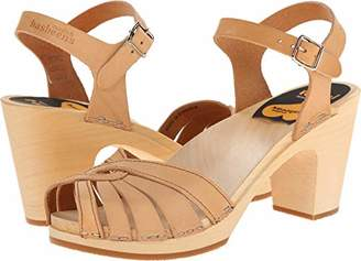 Swedish Hasbeens Women's Fredrica Heeled Sandal