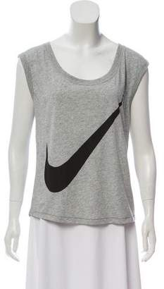 Nike Sleeveless Logo Top