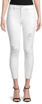 Vigoss Jagger Destruct Skinny Jeans