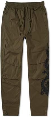 MHI Black Dragon Woven Pant