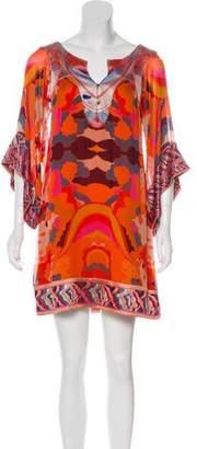Diane von Furstenberg Tabalah Mini Dress