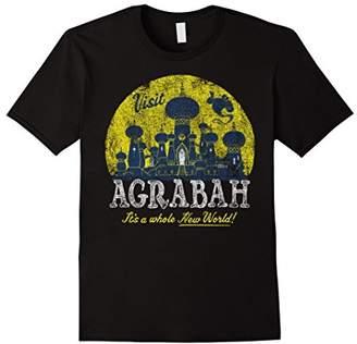 Disney Aladdin Genie Visit Agrabah Palace Vintage T-Shirt