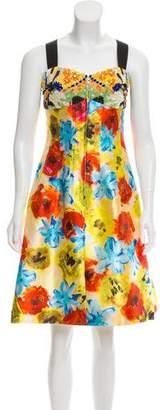 Oscar de la Renta 2016 Embellished Dress w/ Tags