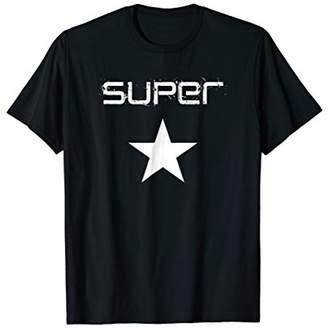 SuperStar Super Star T-Shirt Large Big Grand Tee