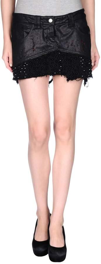 Bad Spirit Mini skirts - Item 35252102