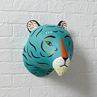 Charming Creatures Tiger Decor $49 thestylecure.com