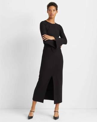 Club Monaco Slim Long Pencil Skirt