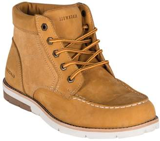 Levi's Blackwell Mens Premium Nubuck Leather Moc Toe Lace-up Boot