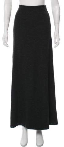 Theory Thick Maxi Skirt