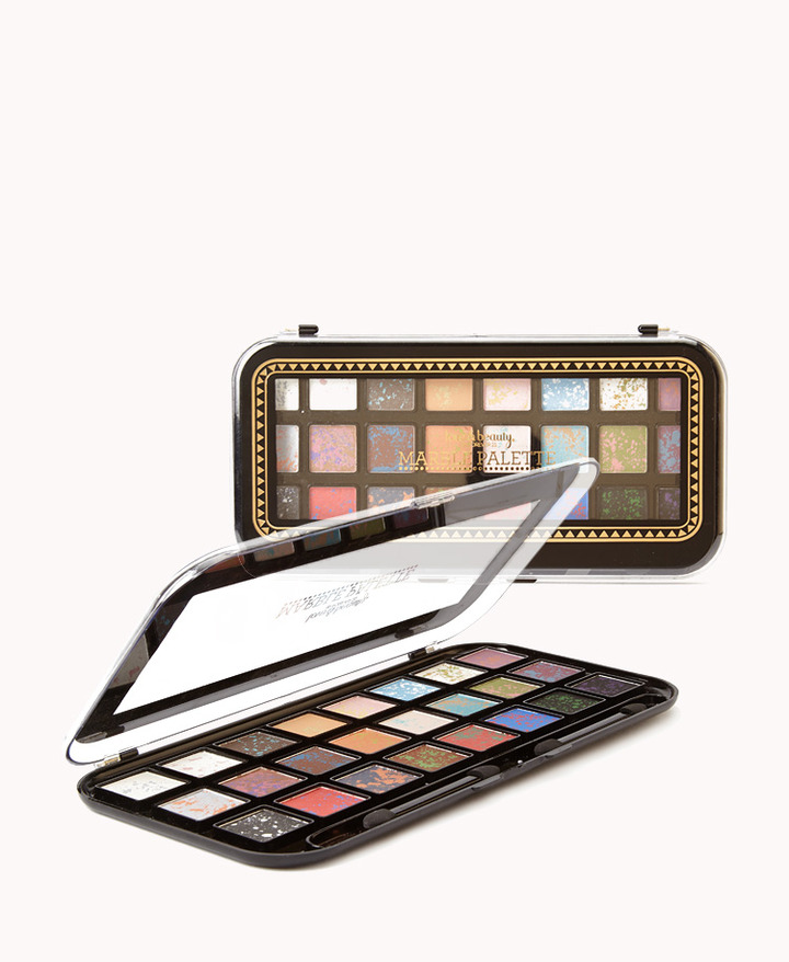 Forever 21 Marble Eye Shadow Palette