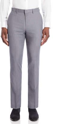 English Laundry Blue & White Slim Suit Pants