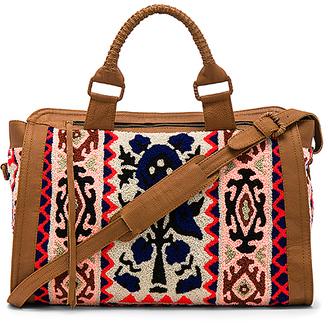 Cleobella Sonnet Travel Bag in Tan. $439 thestylecure.com