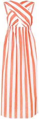 Mara Hoffman Rosario striped dress